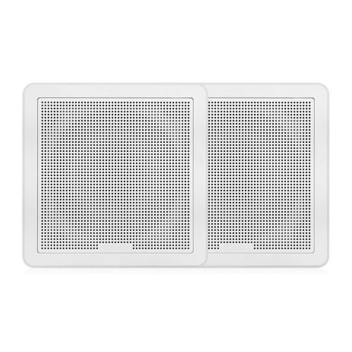 "Flush Mount Speaker, 6.5"", Square"