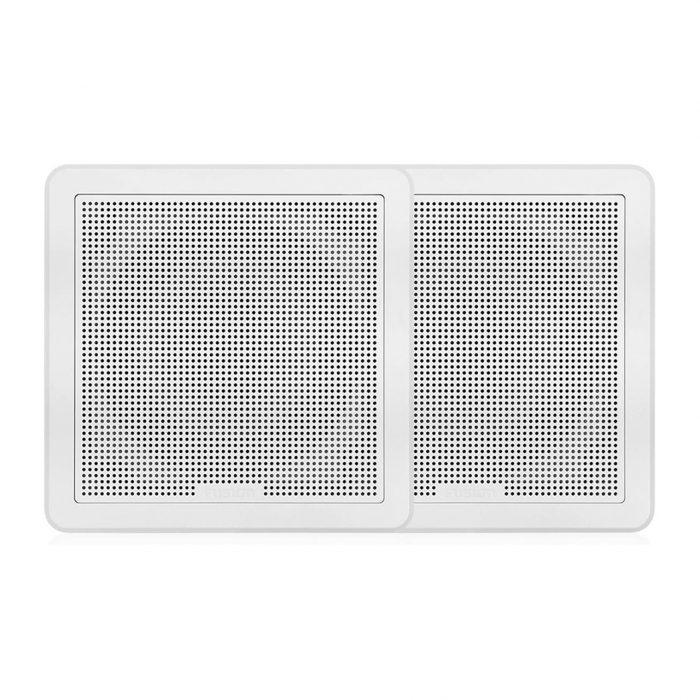 """Flush Mount Speaker, 6.5"""", Square"""