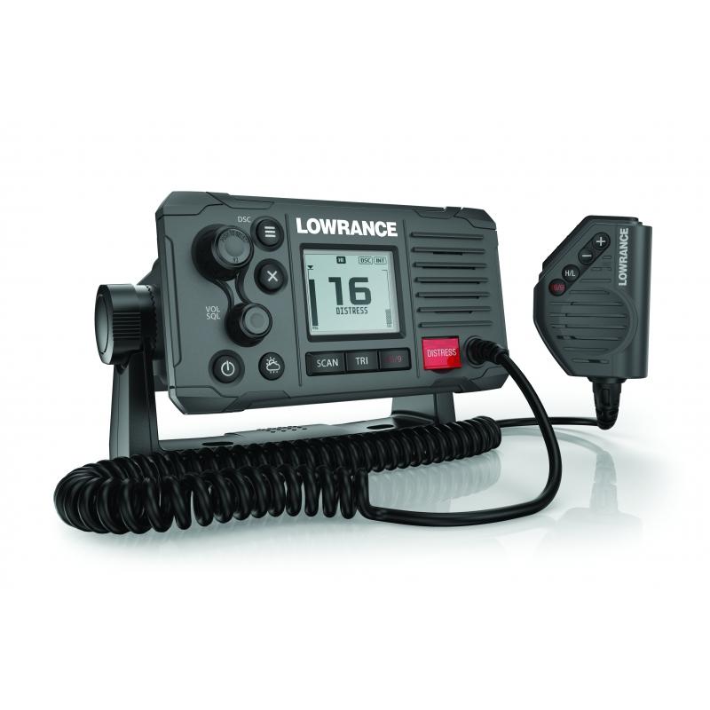 Lowrance Link-6S Marine DSC VHF Raadio