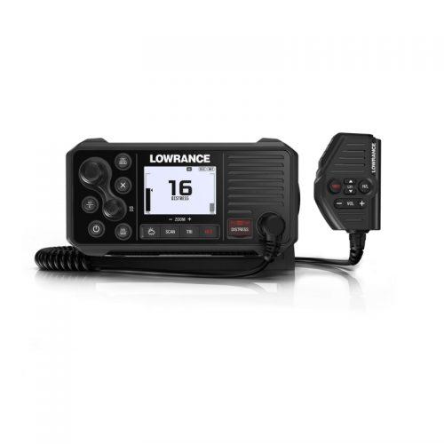 Lowrance LINK-9 VHF.