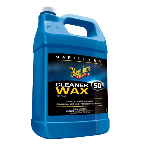 Puhastusvaha M50 BOAT/RV CLEANER WAX 3,78 L