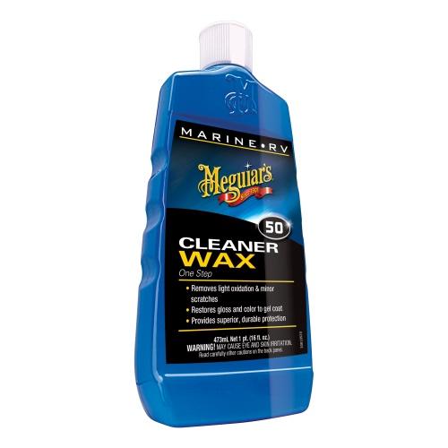 Puhastusvaha M50 BOAT/RV CLEANER WAX