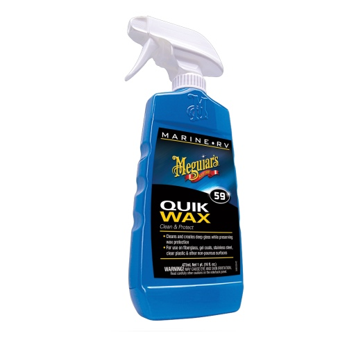Kiirvaha M59 QUIK SPRAY WAX 473 ml
