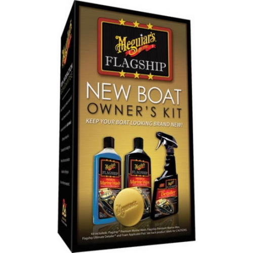 Stardikomplekt FLAGSHIP NEW BOAT OWNER'S KIT