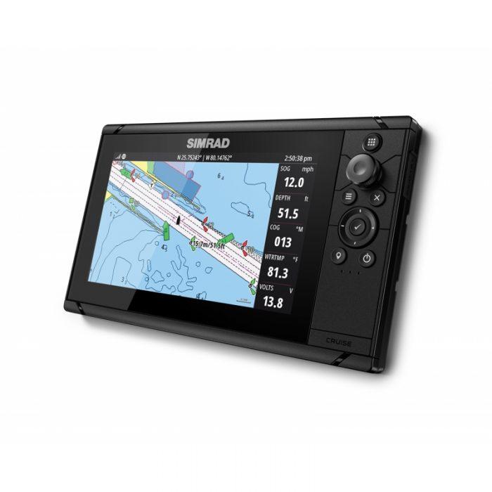 Cruise-9,ROW Base Chart