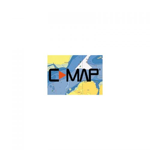 Merekaart C-Map Max-N+ Baltic Sea Continental logo